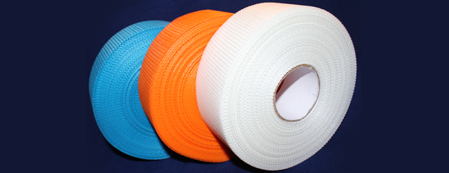 Sealing Drywall Joints : Drywall fiberglass joint tape
