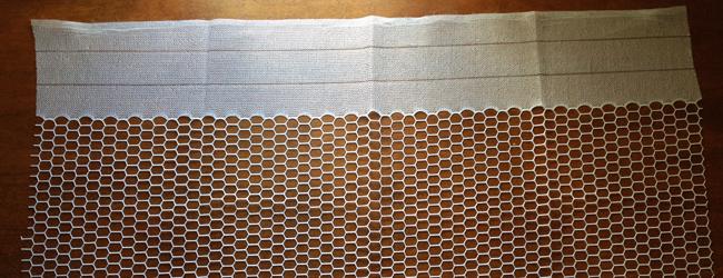 Fire Resistant Reinforcement : Fire retardant mesh